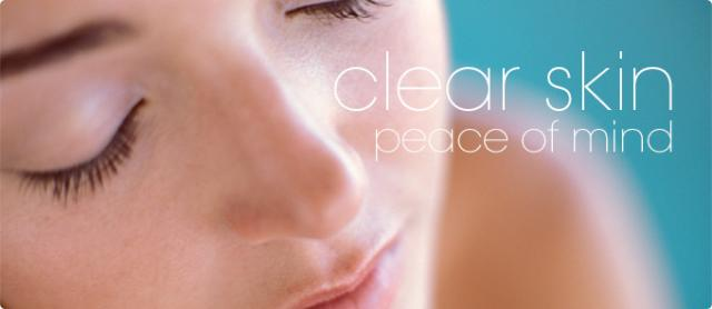 Clear Skin Peace of Mind